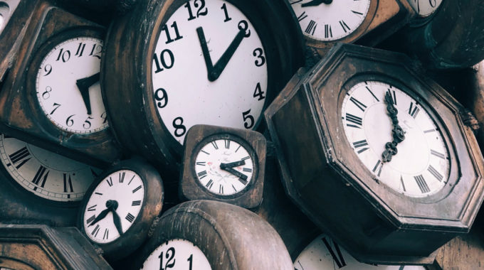 How Our Relationship With Time Has Changed, And How To Adapt
